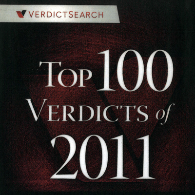 Verdicts Search: Top 100 Verdicts of 2011