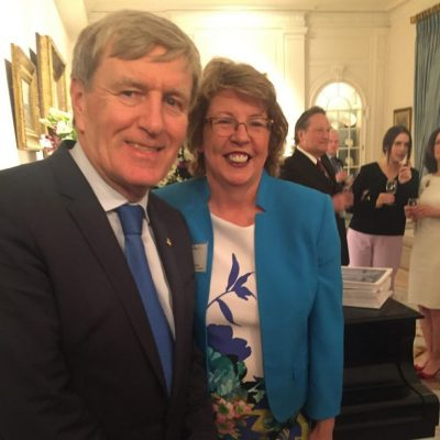 Irish Legal 100 honors Maryann Gallagher